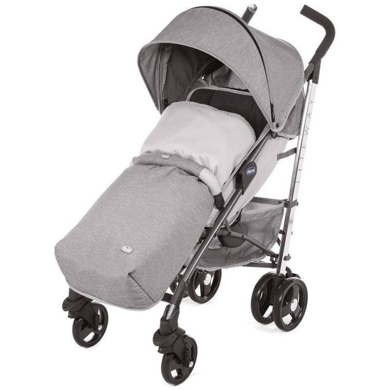 Коляска тростинка Chicco Lite Way 3 Top Stroller Special Edition колір 84 - 2