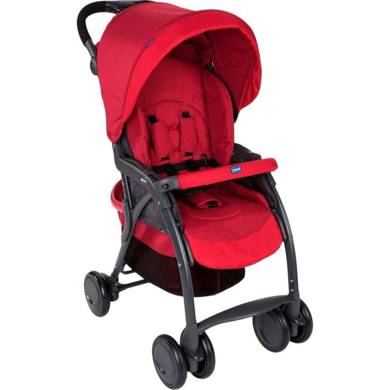 Прогулянкова коляска Chicco Simplicity Top Stroller колір 30